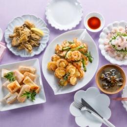 毎味水産 選べる海老と魚介の2点セット