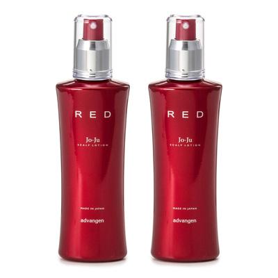 Jo-Ju RED スカルプローション[薬用育毛剤] 2本セット