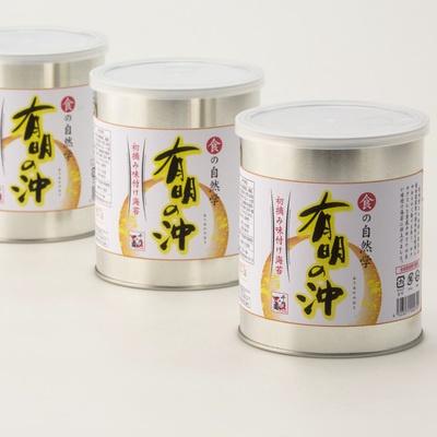 千代の一番 有明の沖3缶入[味付け海苔] - 596370