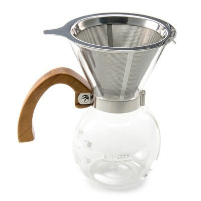 GAMAGA ドリガマ バンブーコーヒーサーバー 3cupサイズ