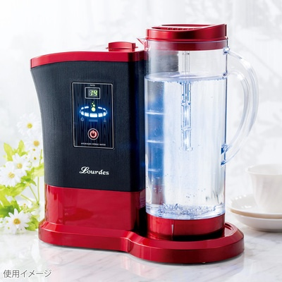 高濃度水素水生成器 ルルド - 604647