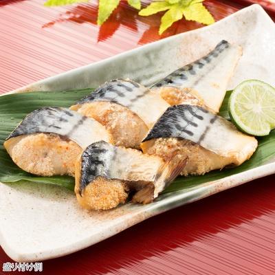 「手軽に焼き魚」 さば明太8袋セット