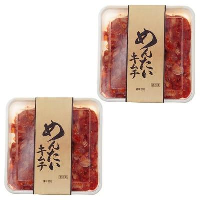 明太子のプチプチした食感と、白菜のしゃっきりした食感が絶妙にマッチしています。