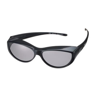 メガネの上からかけられるアイウェア キャットアイ - 628754