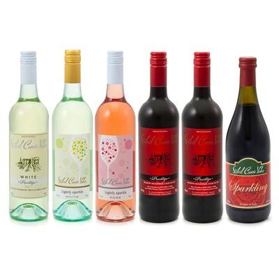 ソレイユ キュヴェ ユーコ ワイン 6本セット - 630601