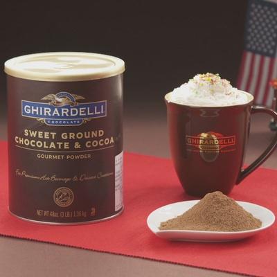 リエコーヒーの業務用ギラデリココア1.36kg