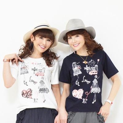 &LOVE アニバーサリーTシャツ