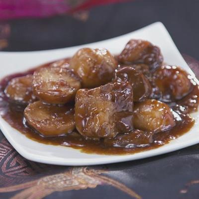 蘭蘭酒家 黒酢の酢豚6袋セット - 640993