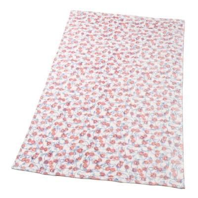 京都西川 超ロングサイズ フランネル毛布
