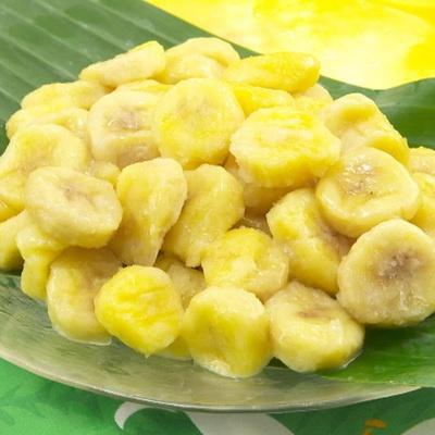 トロピカルマリア バナナスライス450g×5袋 - 644811