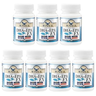 サプリ生活「DHA+EPA」EX 7個特別セット