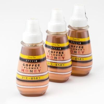 グアテマラ産コーヒーはちみつ 3本セット - 651279