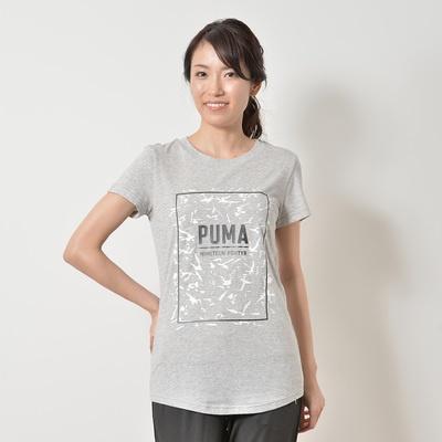 PUMA FUSION グラフィックTシャツ - 652201