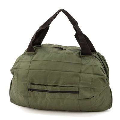 キレイにたためるバッグ 「Shupatto」 ボストンバッグ - 652230