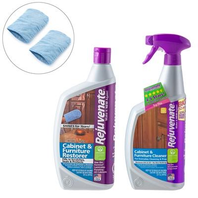 Rejuvenate 家具用クリーナー&コーティング剤