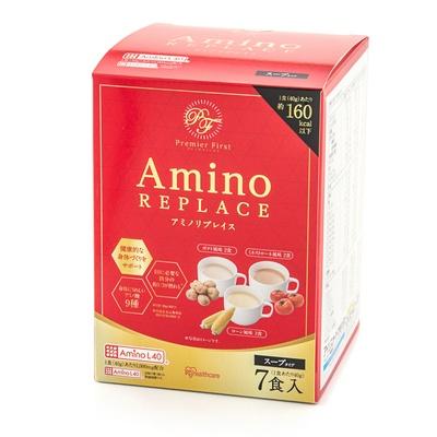 美味しくダイエットAminoREPLACE3種ミックス