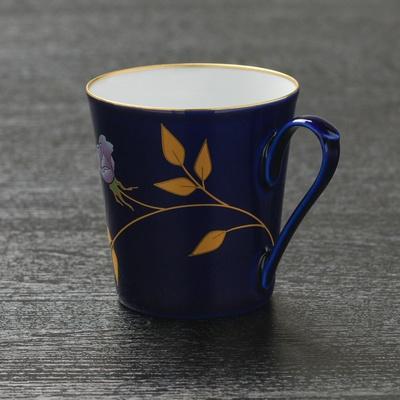 香蘭社 薔薇 マグカップ