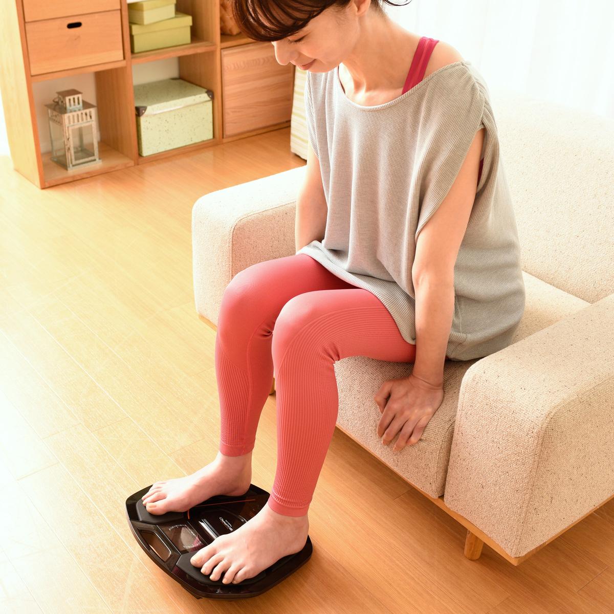 足 シックス パッド シックスパッドフットフィットの足や足裏の効果は?高齢者の口コミやレビュー!