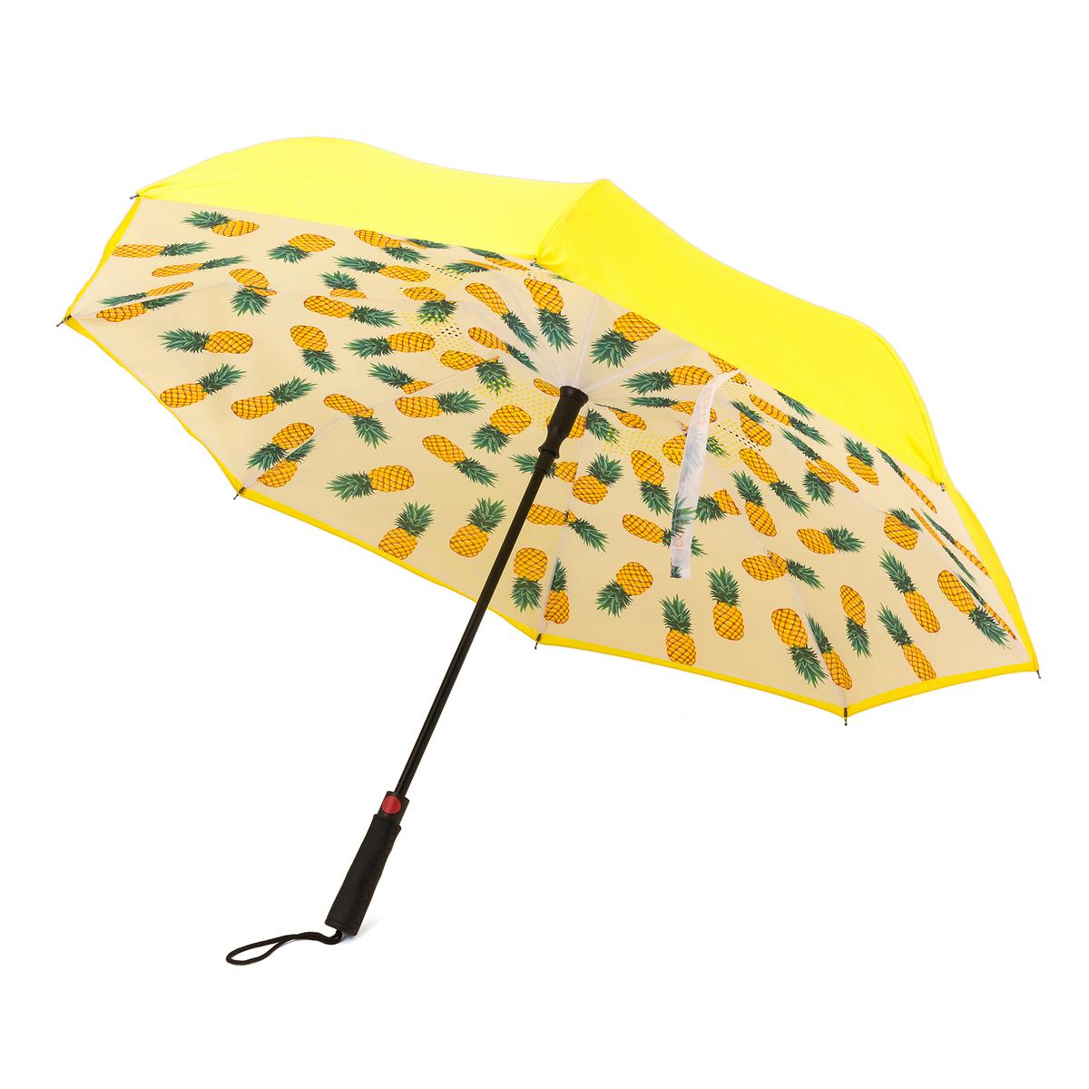 Revers a brella 逆さまに開く濡れにくい傘