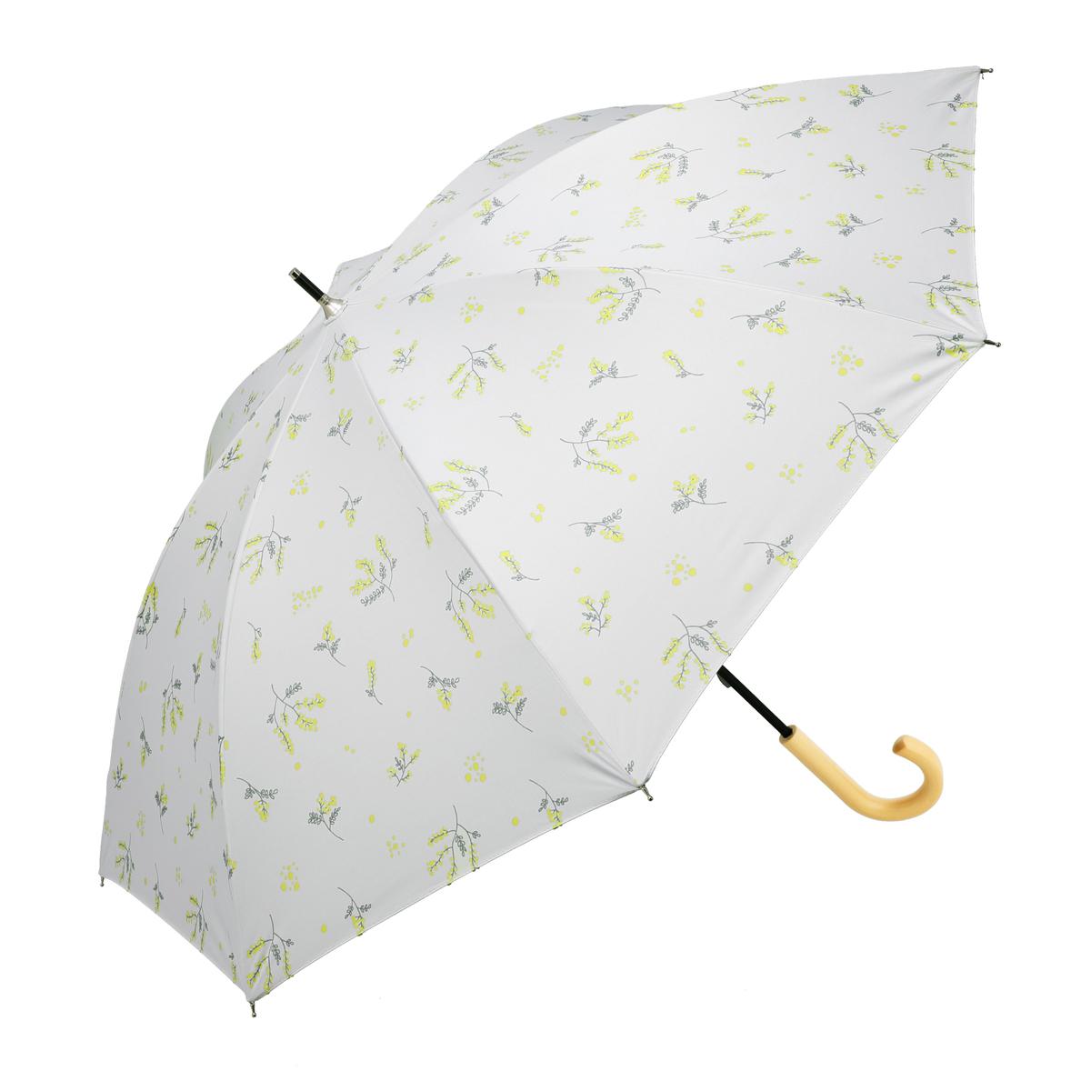 ルナジュメール UV+1級遮光+晴雨兼用 プリントショート傘