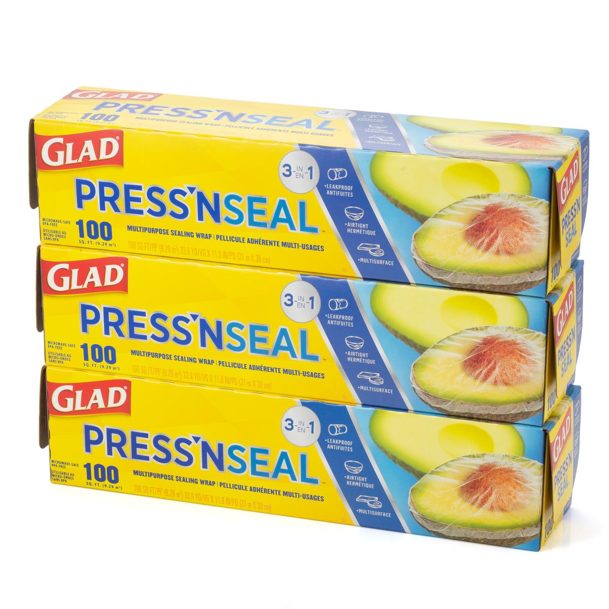 グラッド プレス&シール マジックラップボーナスパック3本セット