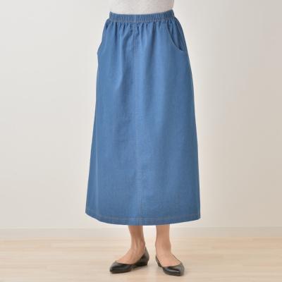 Ciel Lavie 岡山デニムのロングスカート