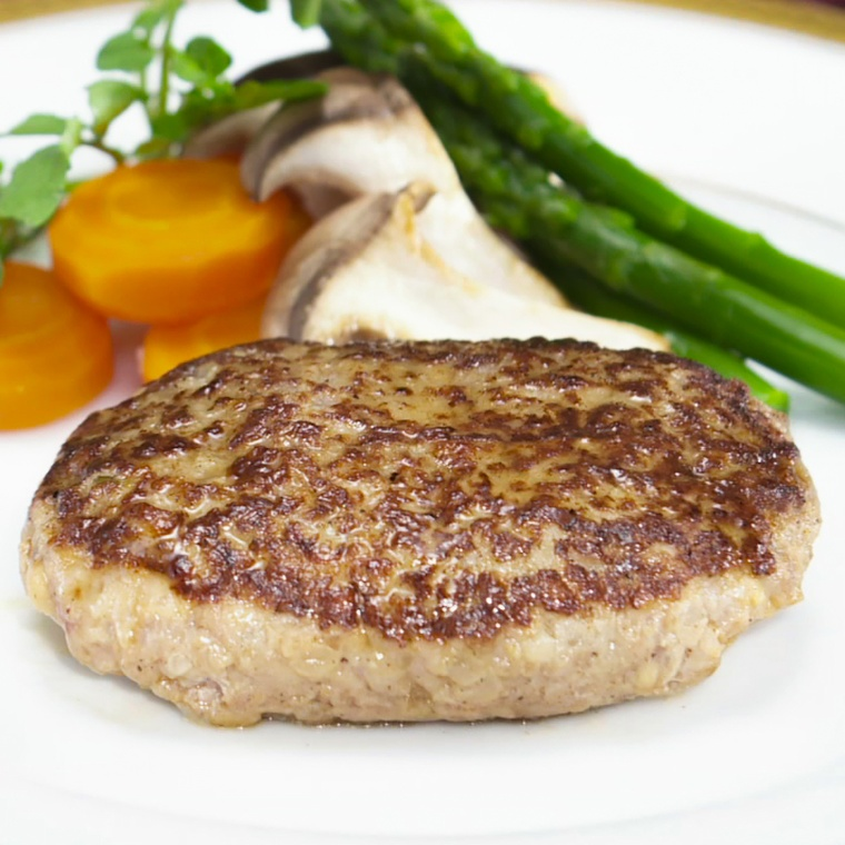 鉄板焼チーズインハンバーグ 8個セット