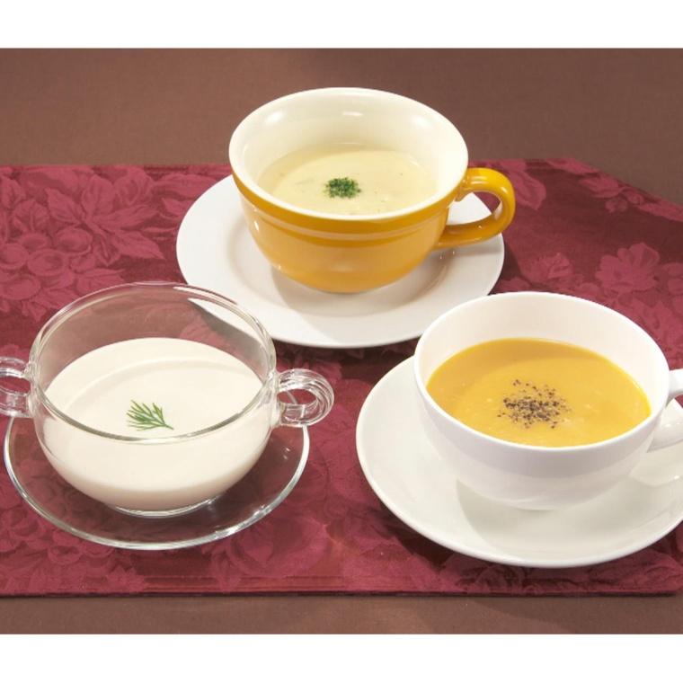 銀座ローマイヤ スープ3種セット