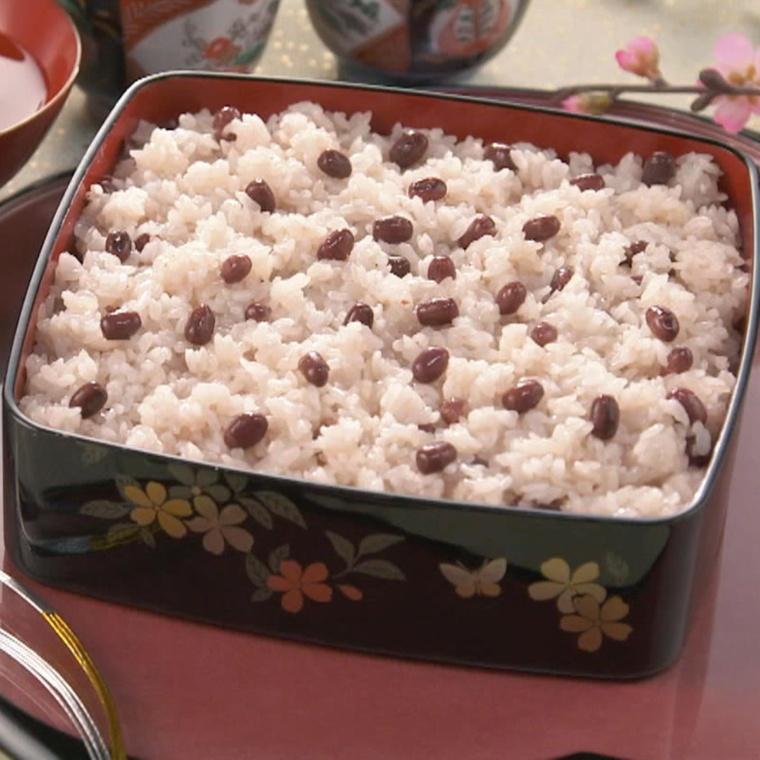 魚沼産もち米 赤飯セット