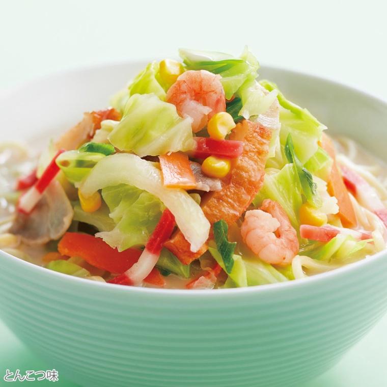 リンガーハット 食べる野菜スープ2種8食セット