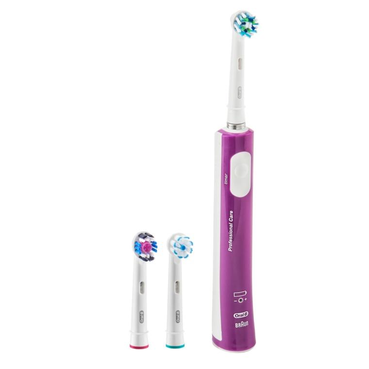 ブラウン電動歯ブラシ プロフェッショナルケア特別セット