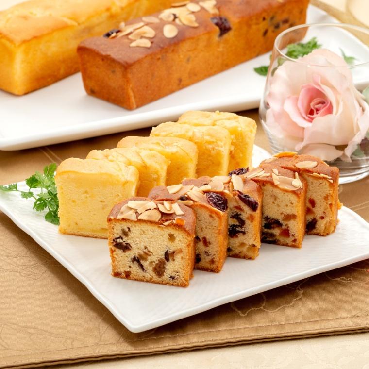 帝国ホテルキッチン フルーツケーキ&レモンケーキセット