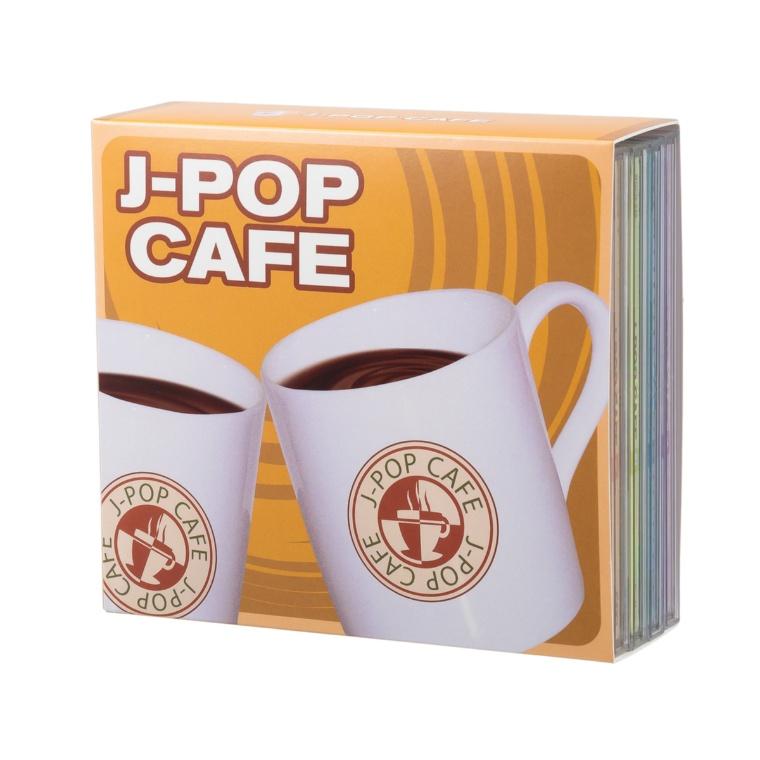 J-ポップ カフェ 1980-90年代 邦楽ヒット曲集