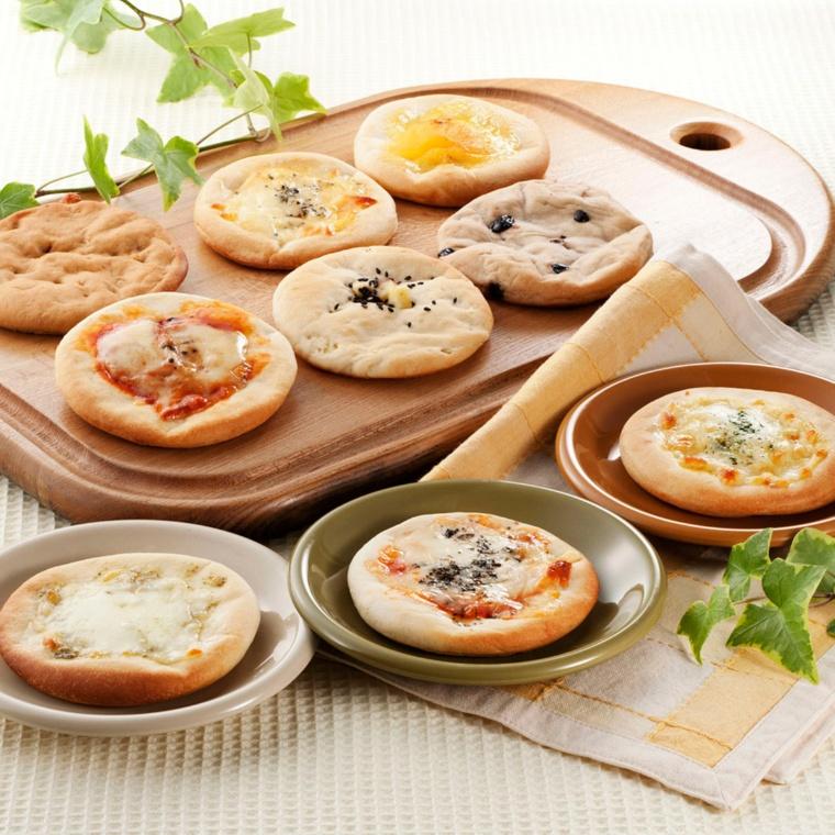 米粉のミニピザ バラエティ9種 計18枚