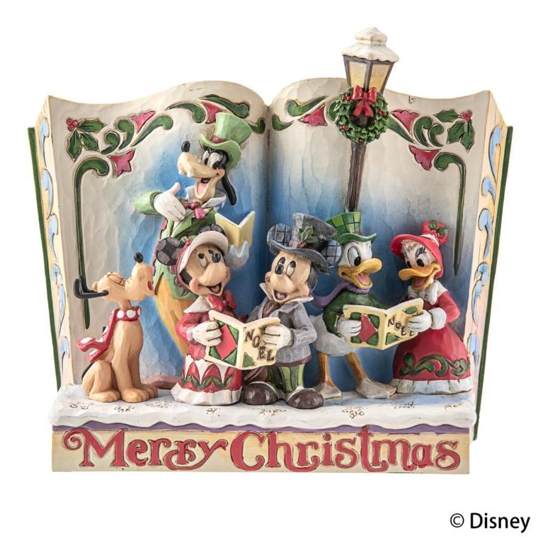 ディズニー トラディション クリスマス キャロル ストーリーブック