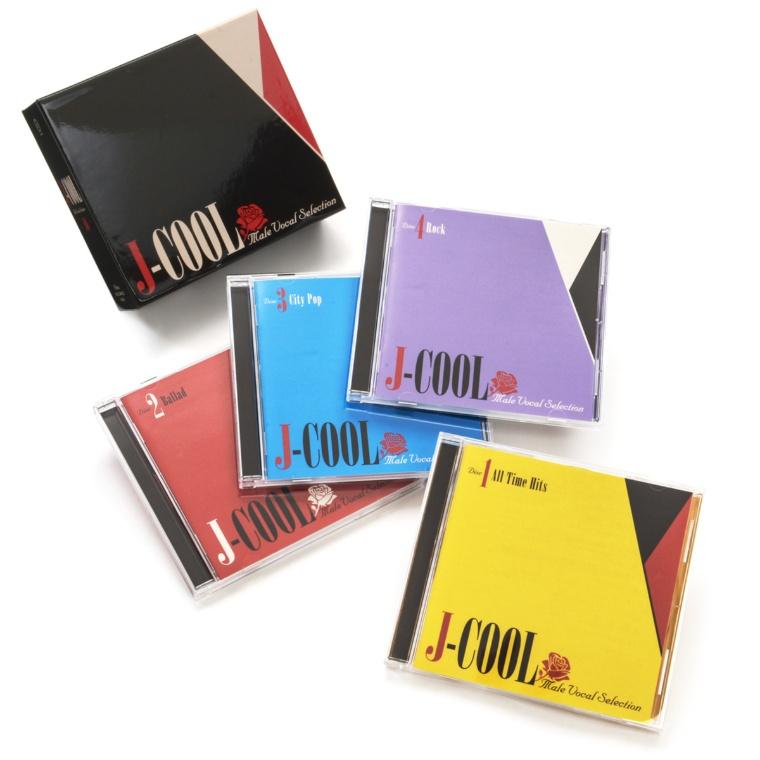 J-COOL 70-90年代男性ヴォーカル・セレクション