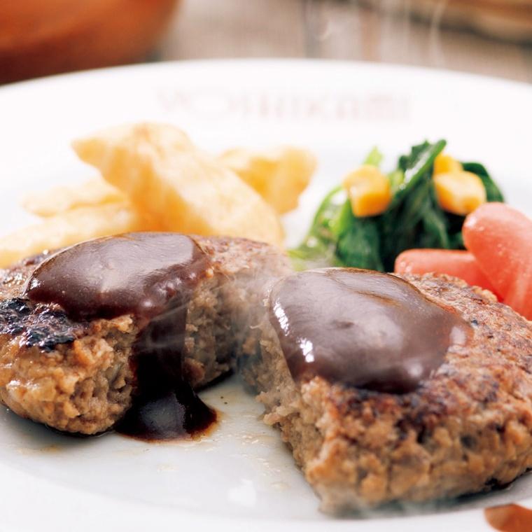 浅草ヨシカミ ハンバーグ 10食セット