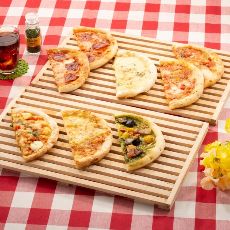 ナポリ風ピザ オールスター 計8枚セット