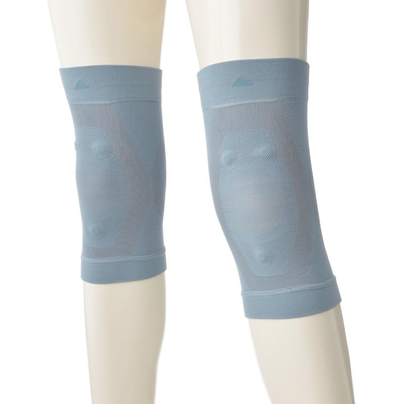 磁気治療器 膝楽いきいきサポーター 2枚組