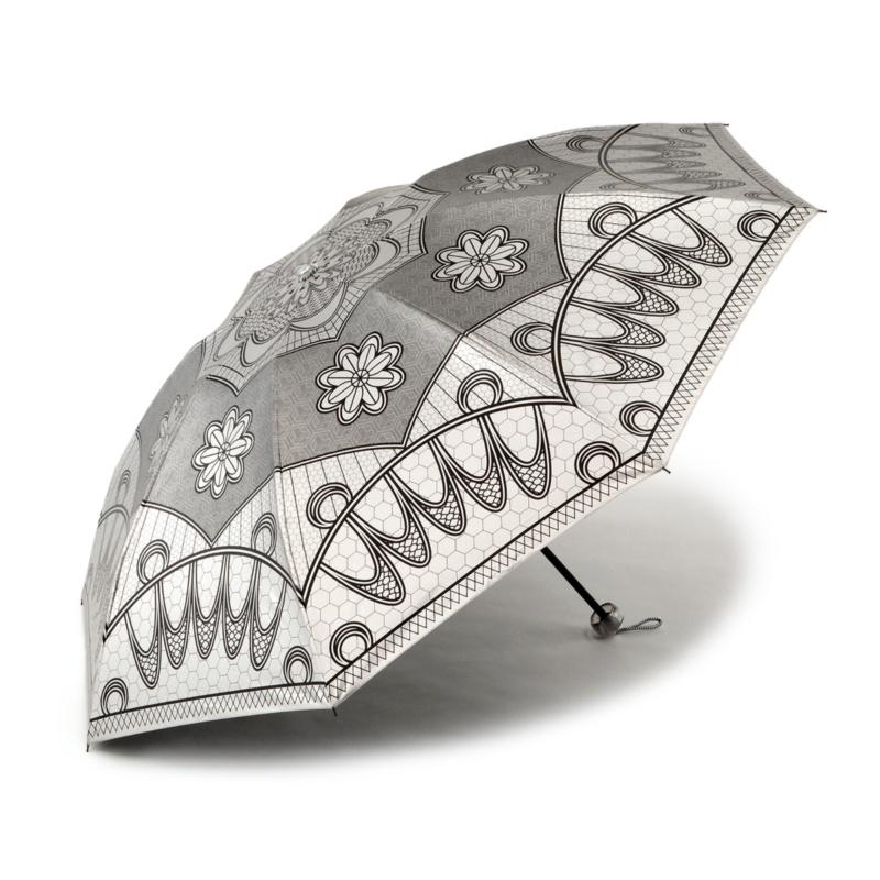 一級遮光・涼感エレガント日傘