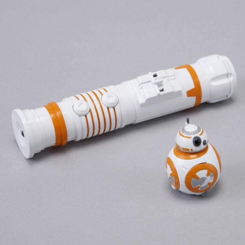 極小コントロールロボット スターウォーズ ナノドロイド BB-8