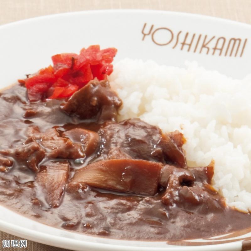 浅草ヨシカミ ハヤシライスの具 8食セット