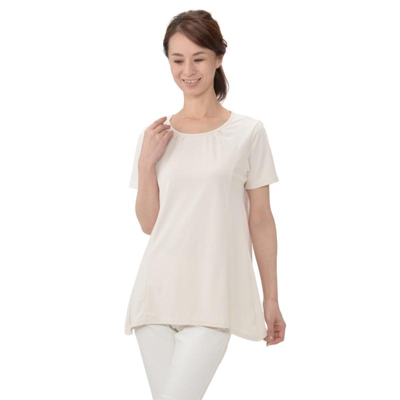 ミズノ「着る木陰」遮熱UV Aラインプルオーバー