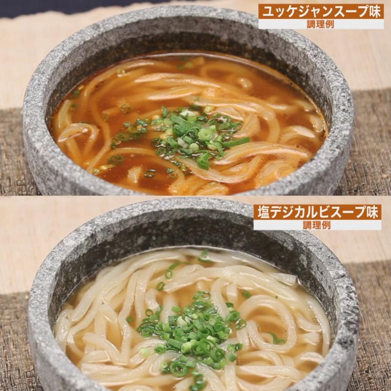 韓国風うどん10食セット