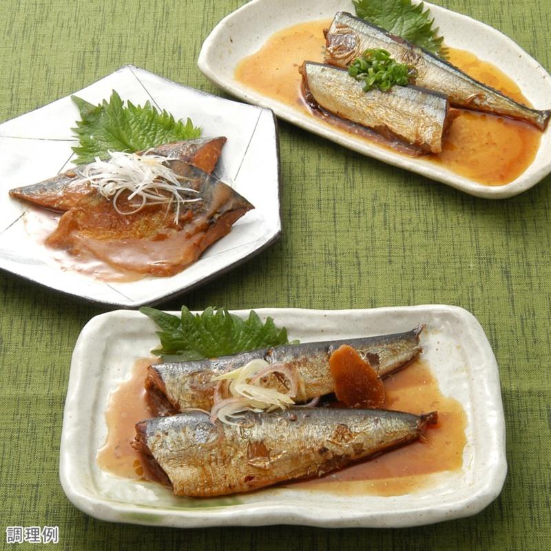 築地魚河岸 煮魚セット