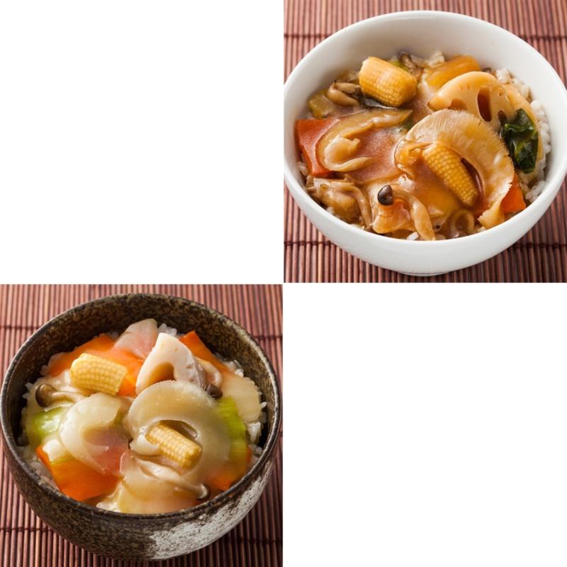 ふかひれ入り中華丼の具[醤油味・塩味]