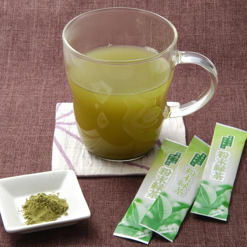 粉末緑茶 25包x6袋