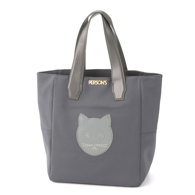 PERSONS CATトートバッグ