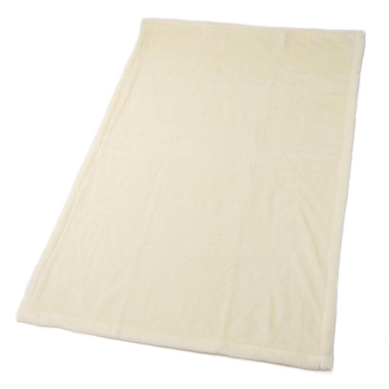 京都西川 洗える タスマニアウール毛布